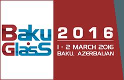 Baku Glass 2016